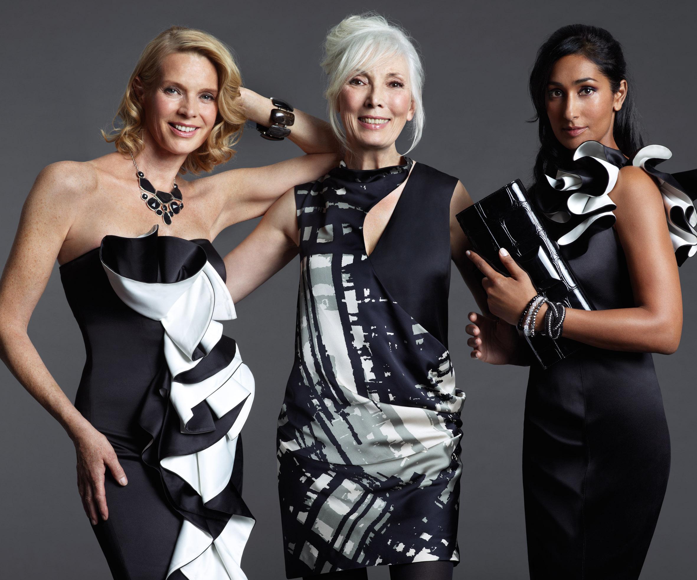 платья для женщин после 50 лет фото