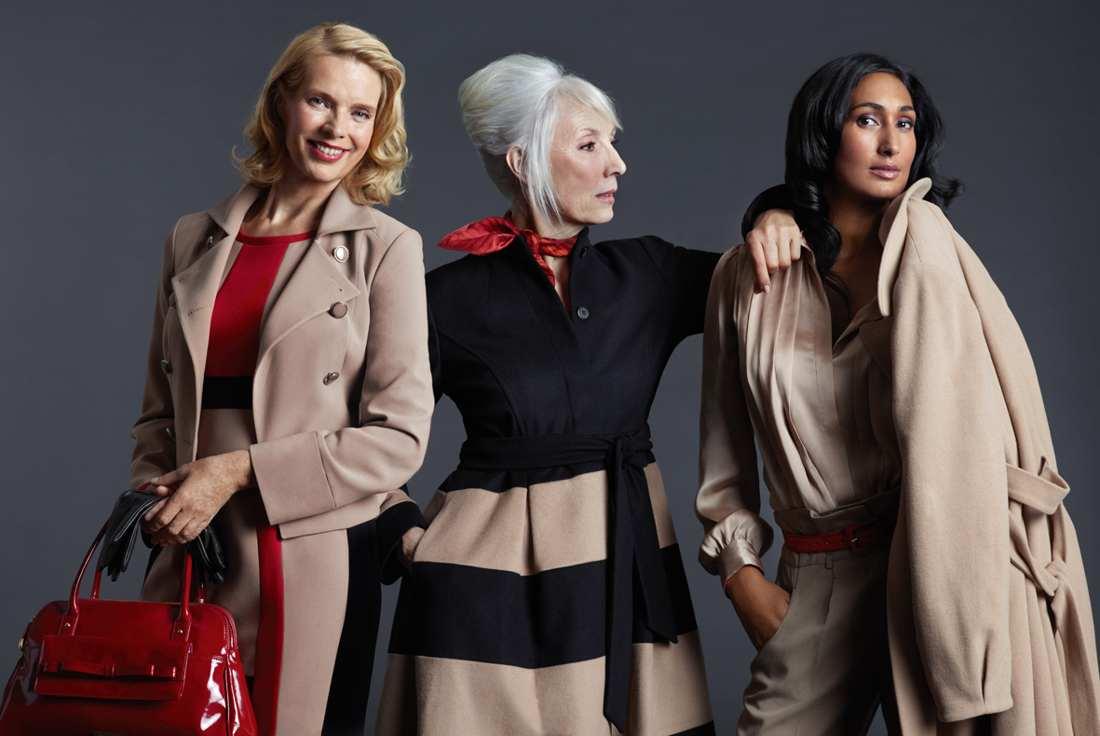 платья из шифона для женщин 50 лет