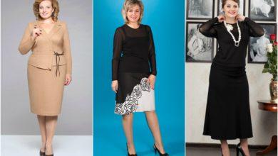 летние юбки для женщин за 50 фото