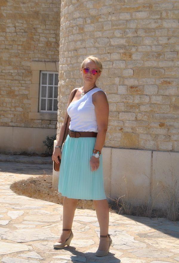 юбка летняя для женщин 50 лет