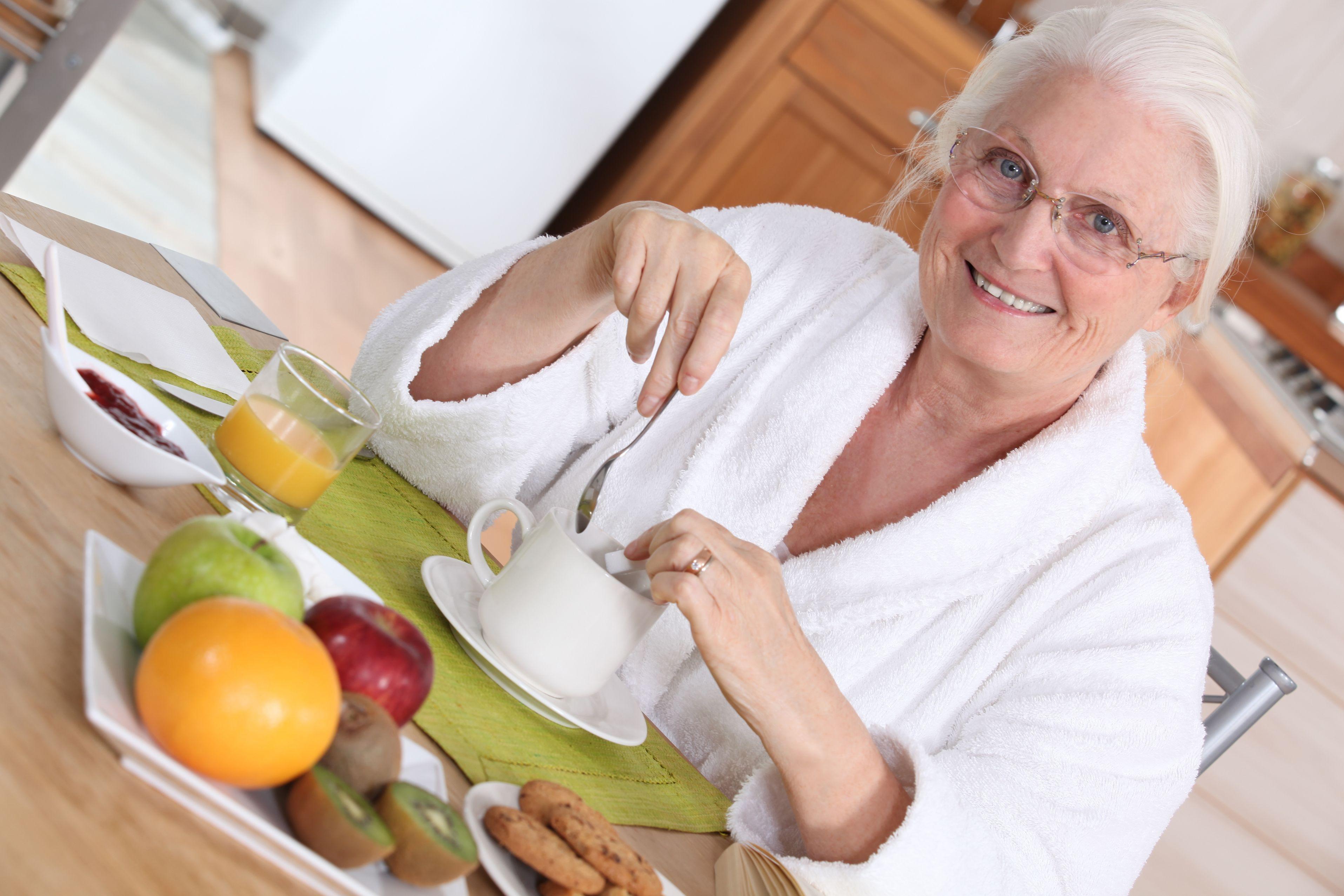как похудеть в возрасте 60 лет