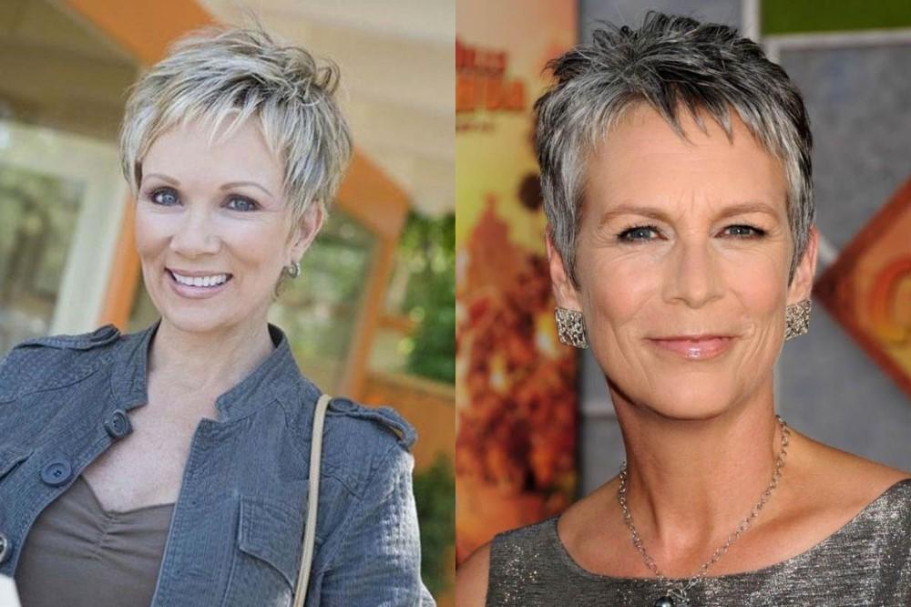 подобрать цвет волос для женщины 60 лет
