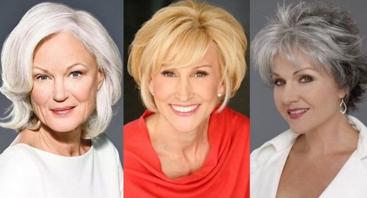 женщины в 60 лет каквыглядят
