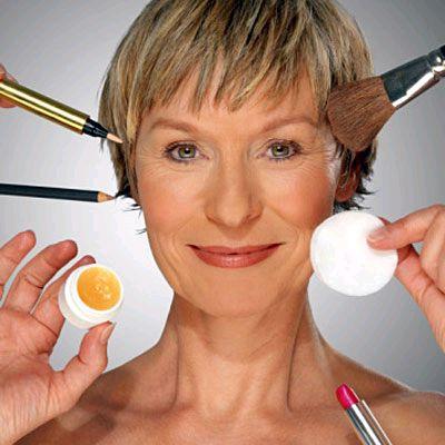 косметическая процедура для 60 летних