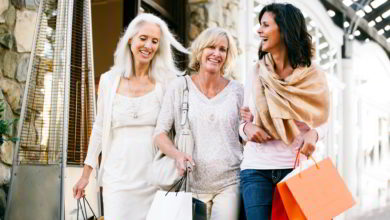 мода для женщин за 50 в 2018