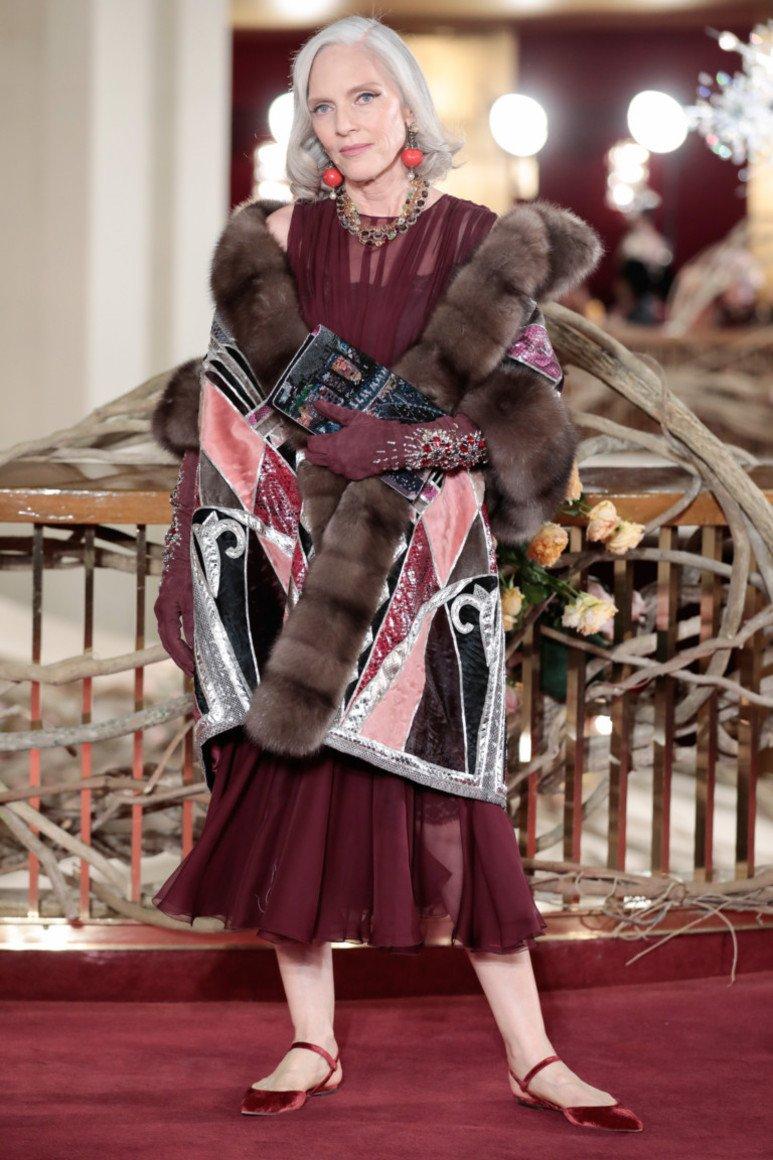 мода после 50 лет женщина