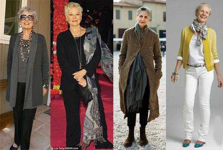 фасоны платьев для женщин 60 лет фото