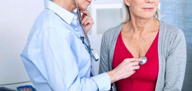норма гемоглобина у женщин после 60