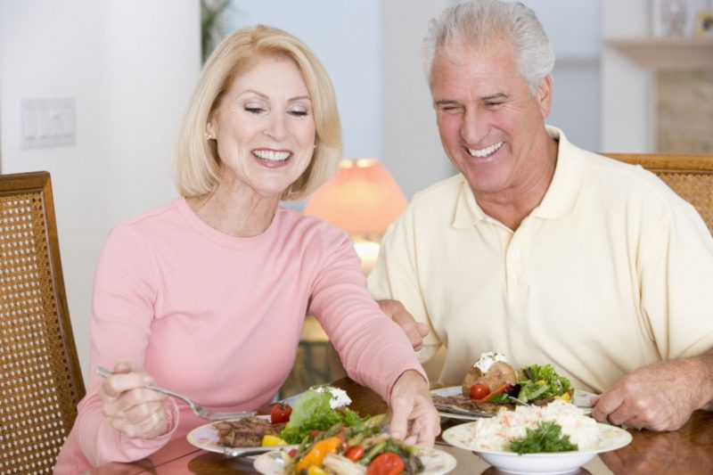 норма пульса в 60 лет у женщин