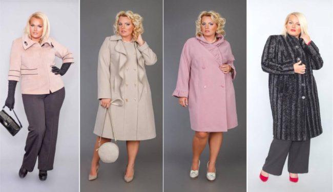 одежда для 60 летних полных женщин