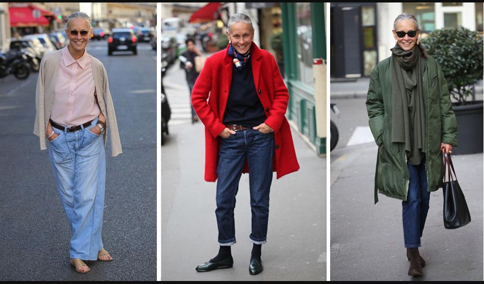 одежда для пожилых женщин после 60 фото