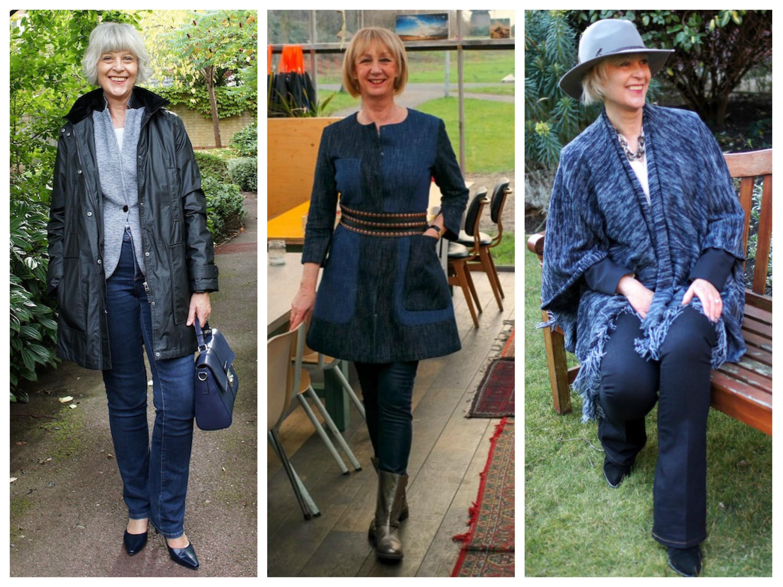 одежда для пожилых женщин после 60