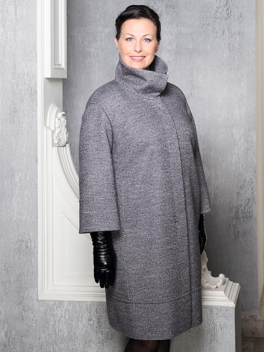 осеннее пальто для женщин после 50 лет