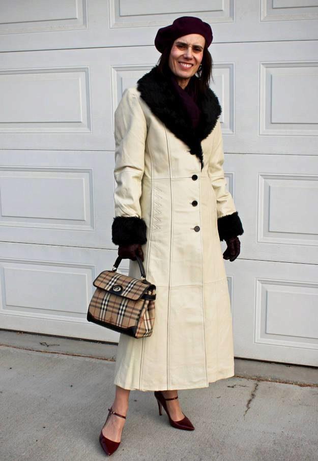 пальто для женщин 50 лет
