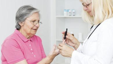 признаки диабета у женщин после 60 лет
