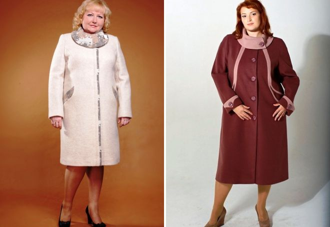 что носить полным женщинам за 50