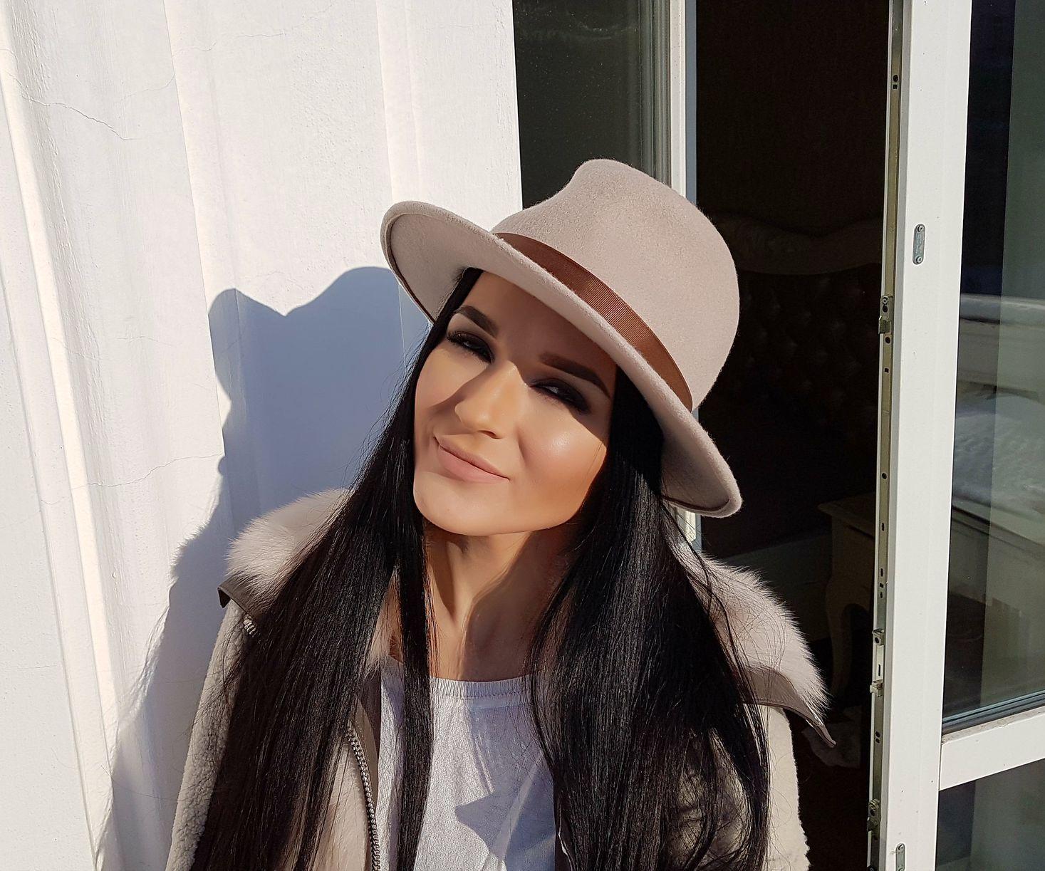 фетровые шляпы для женщин после 50 лет