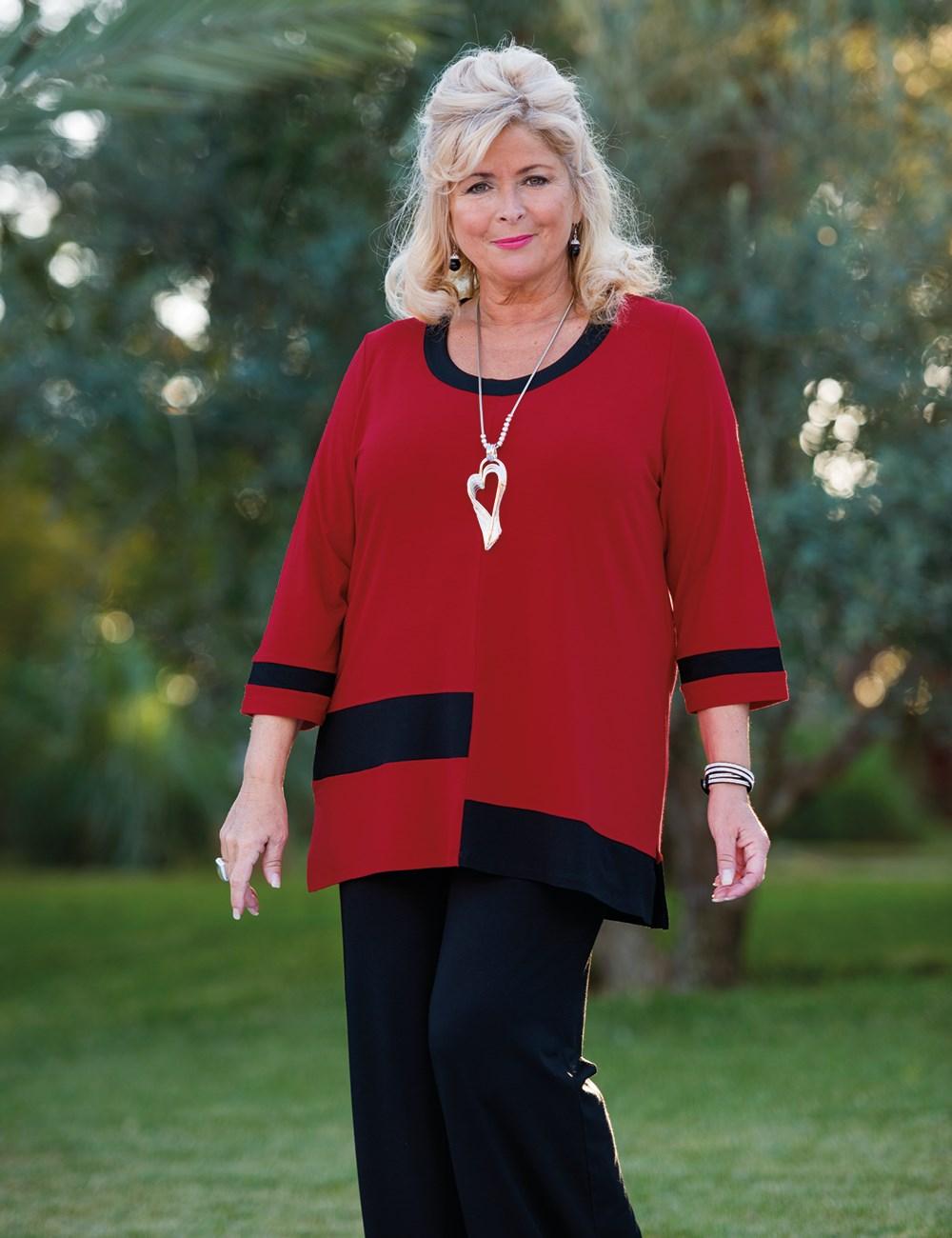 как одеваться в 50 лет женщине