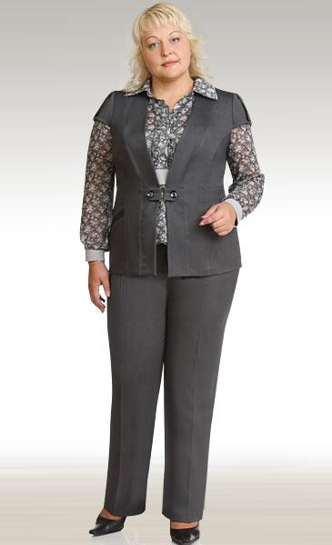 элегантные костюмы для женщин за 50