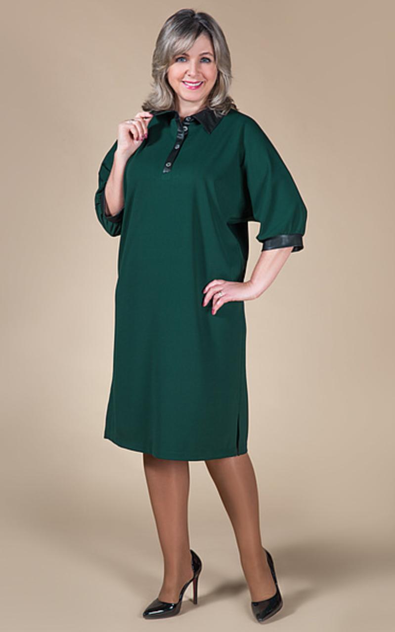 модное платье для полных женщины 50 лет