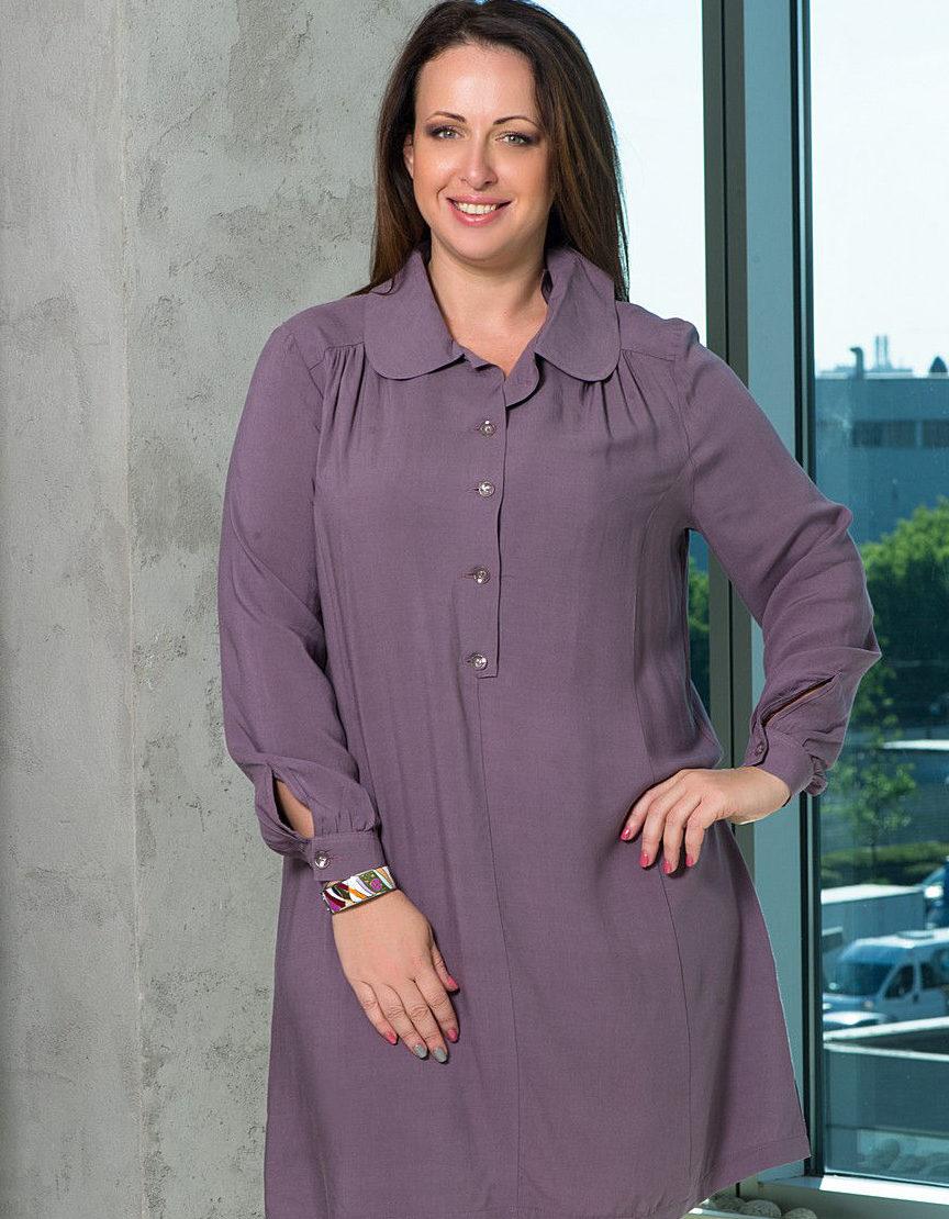 летние платья для полных женщин 50 лет
