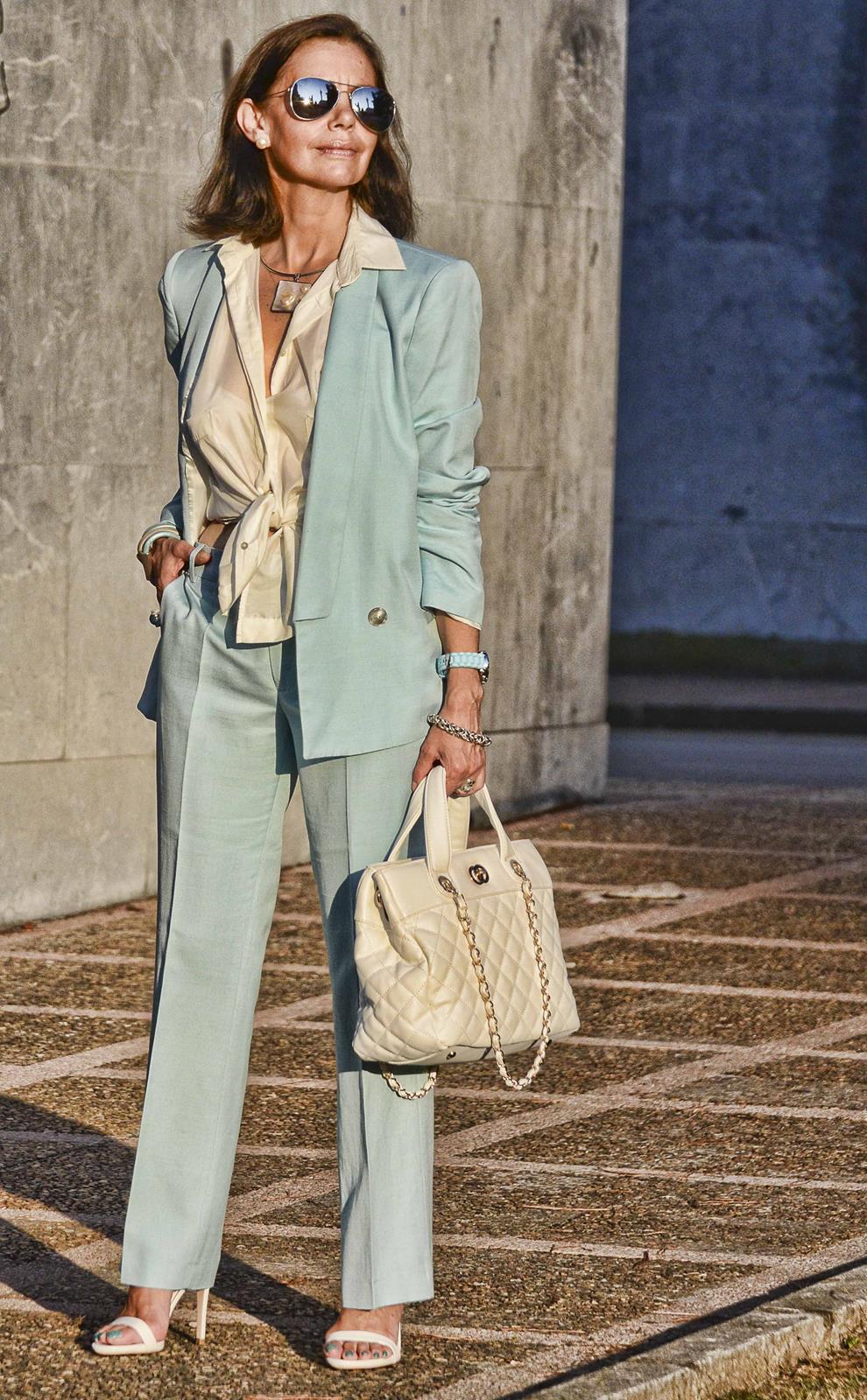 стиль женщины после 50 лет