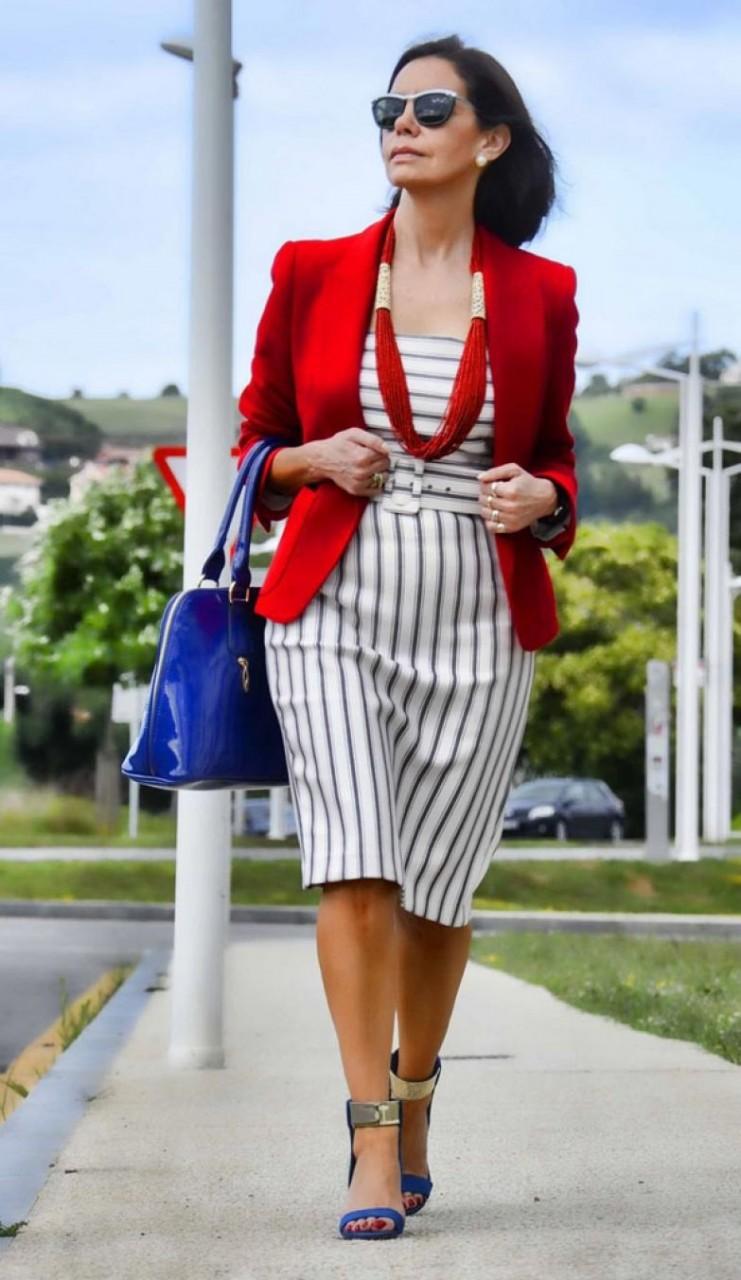 стиль одежды для женщины 50 лет фото