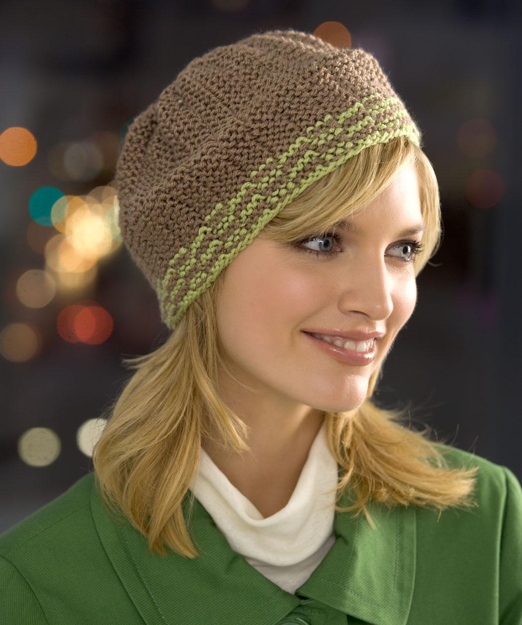 шапки для женщин за 50