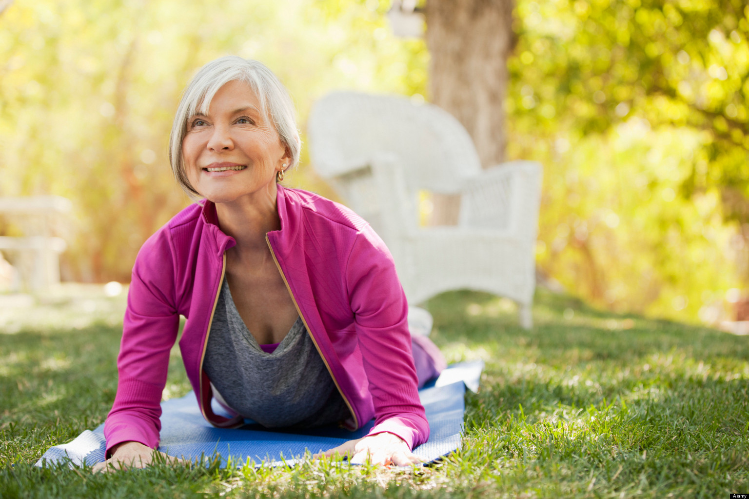 гимнастика кому за 60 лет