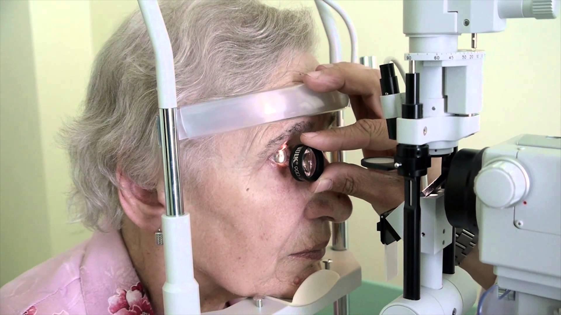 какое нормальное глазное давление после 60 лет