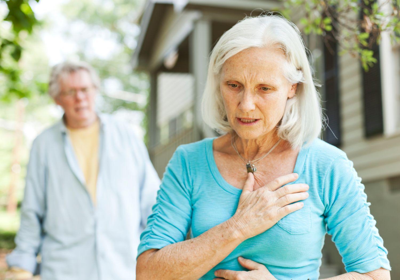 признаки климакса у женщин в 50