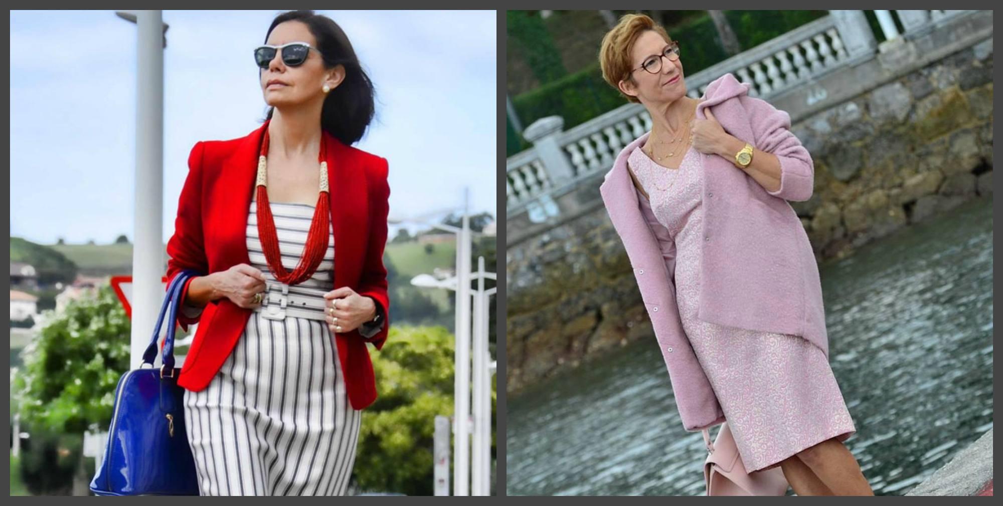 одежда для женщин после 40