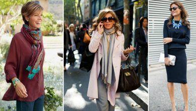 как одеваться в 40 лет женщине стильно