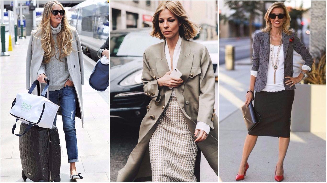 как одеваться женщине в 45 лет фото