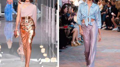 мода для женщин 40 лет весна 2019