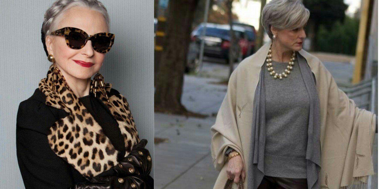 мода весна 2019 для женщин 60 лет