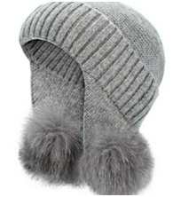шапки для женщин 60 лет вязаные спицами
