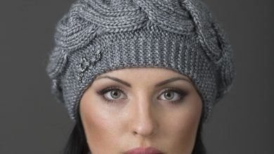 как связать шапку для женщины 60 лет
