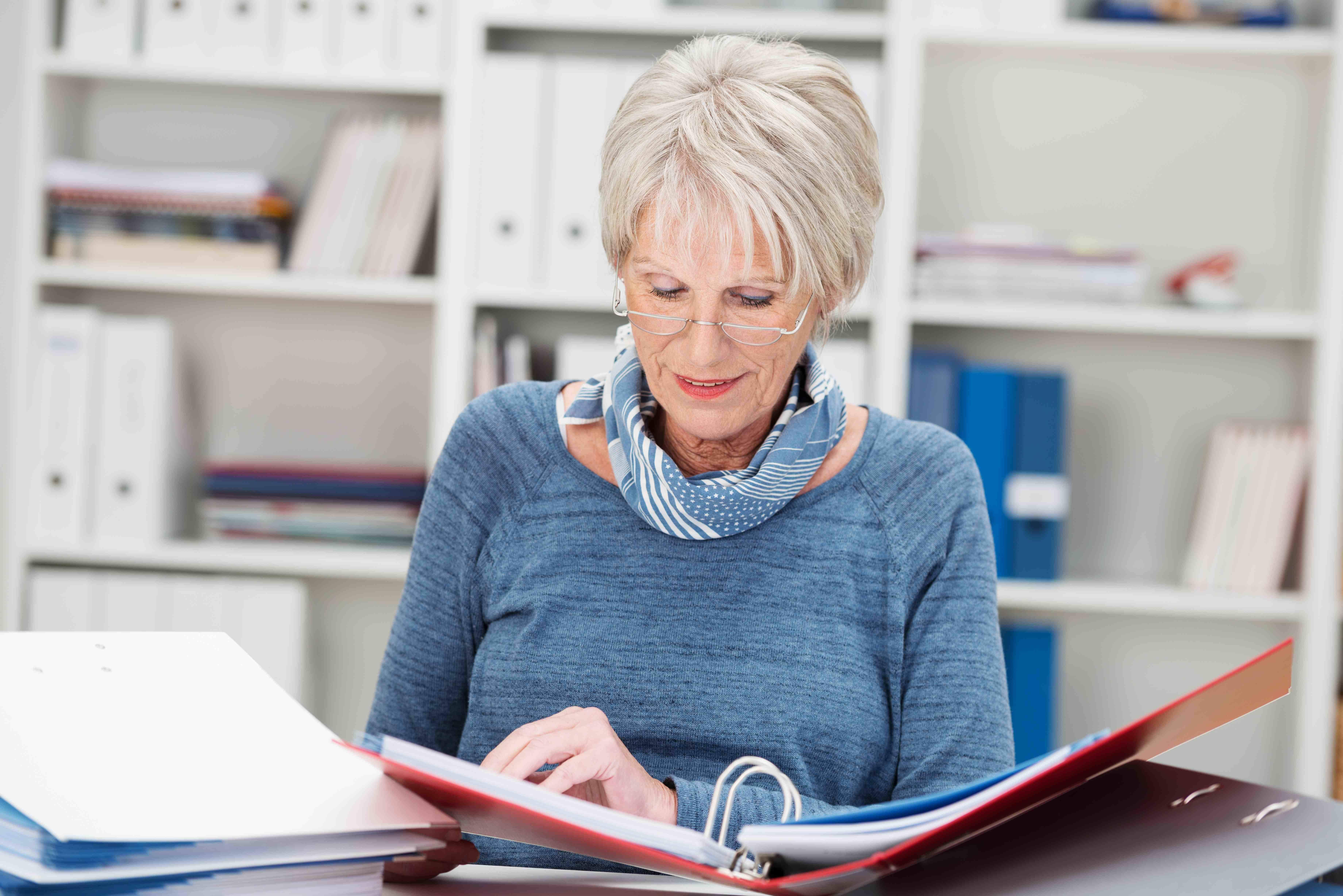 Как найти работу для женщины после 40 лет