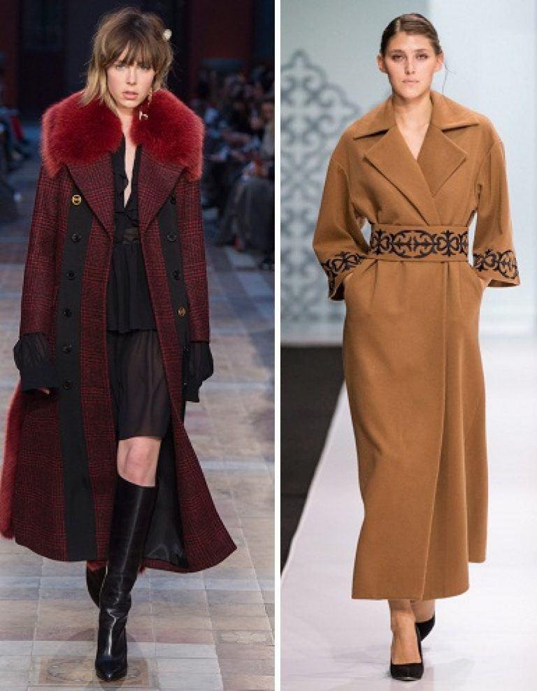 красивые пальто для женщин после 40