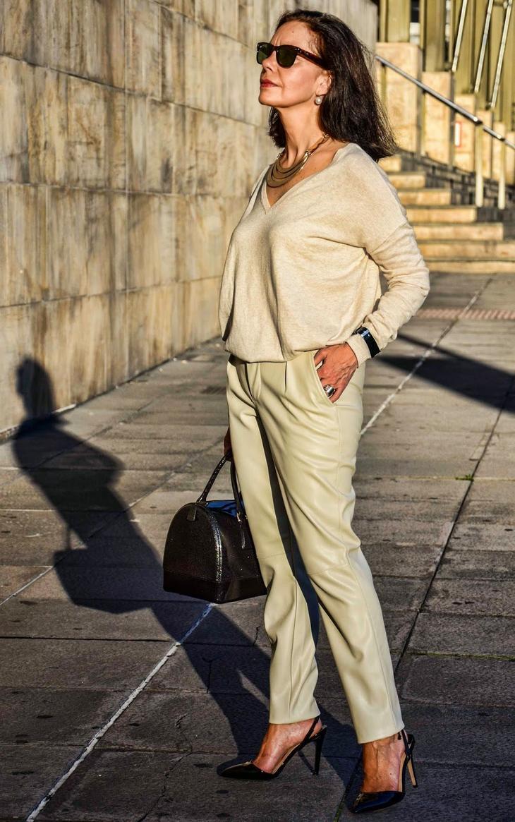 гардероб для женщины 60 лет