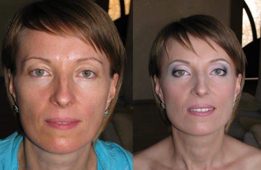 макияж глаз после 45 лет