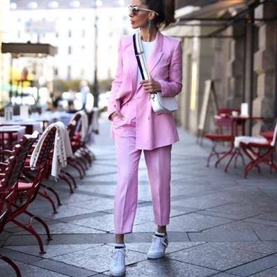 стильный образ для женщины 40