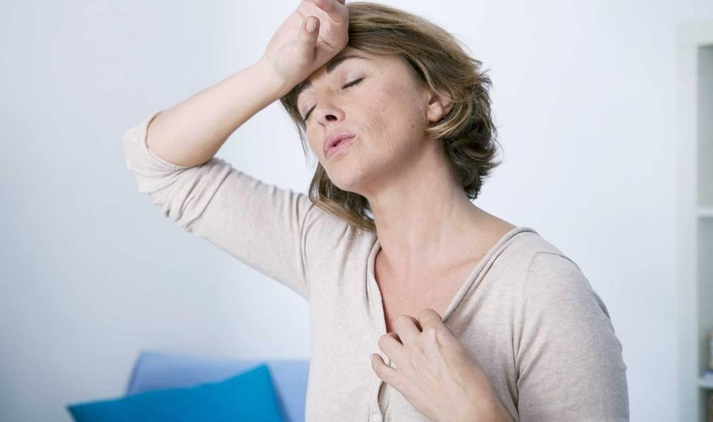 менопауза в 40 лет
