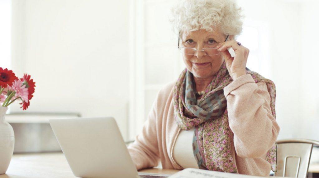 работа для пенсионеров женщин после 60