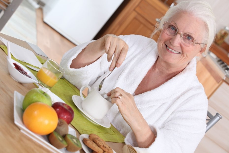 диета для 60 летних женщин для похудения