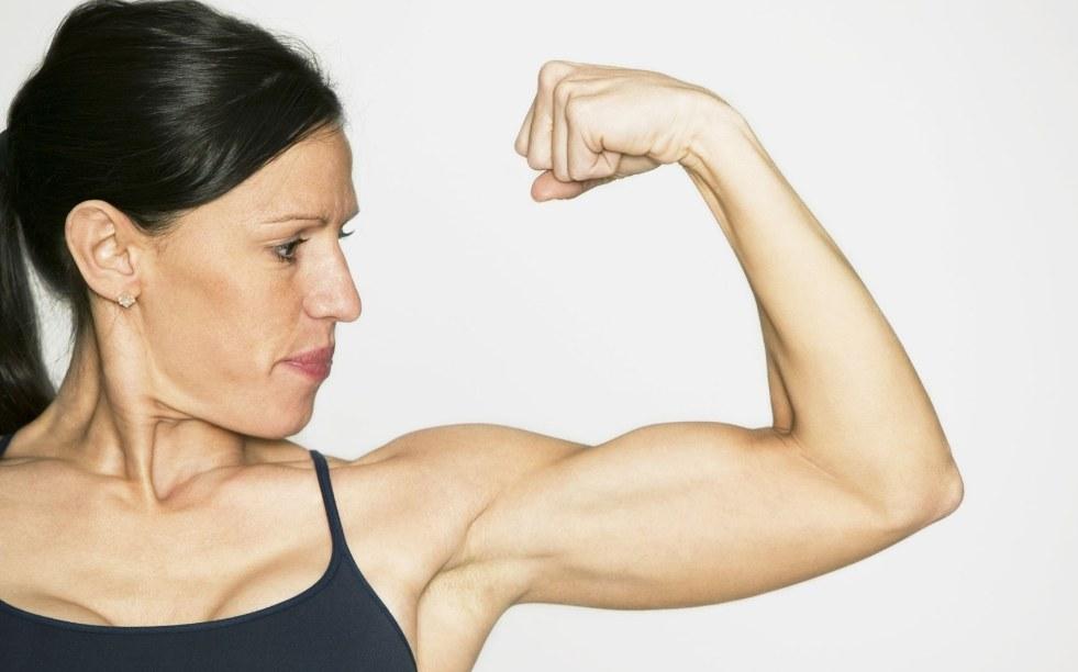можно ли в 40 лет накачать мышцы
