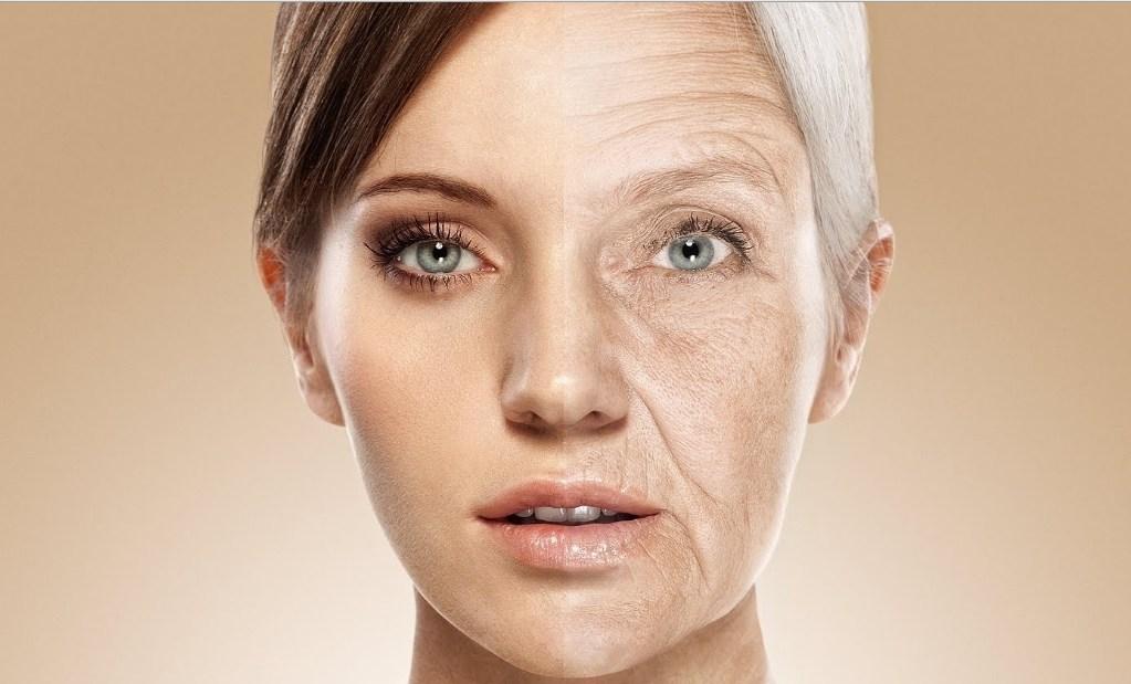 первые признаки старения кожи лица