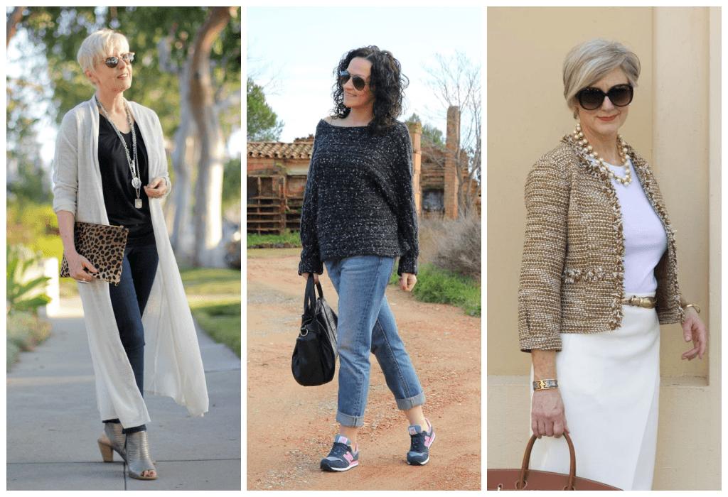 стиль в одежде в 60 лет