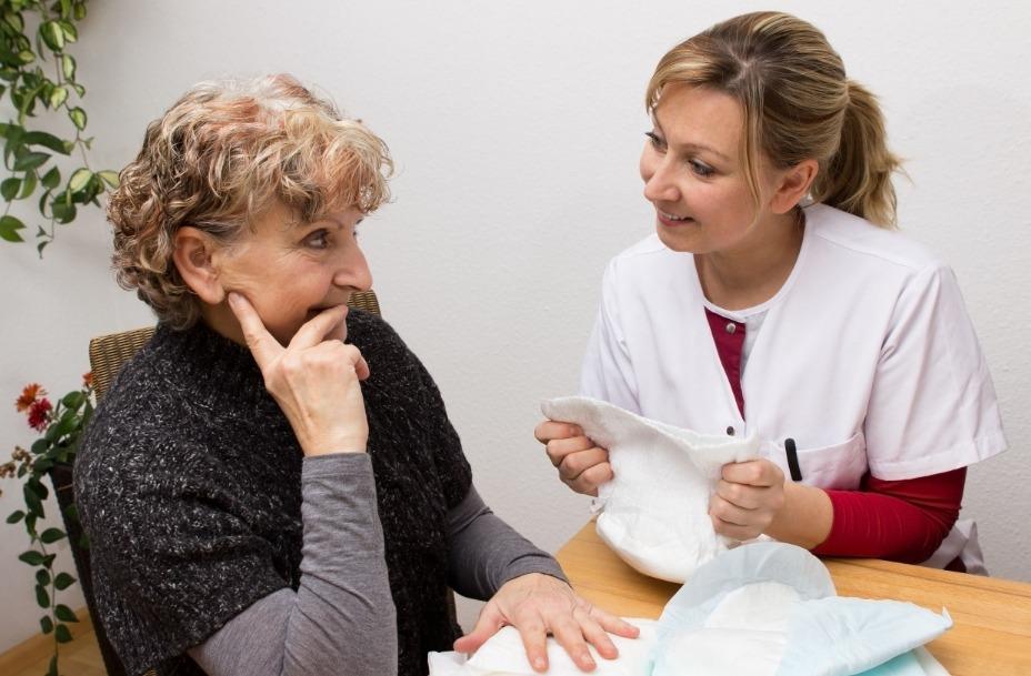 недержание мочи у женщин после 60 лечение